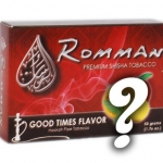 "Romman Tobacco to Release New Flavors in ""a while"""