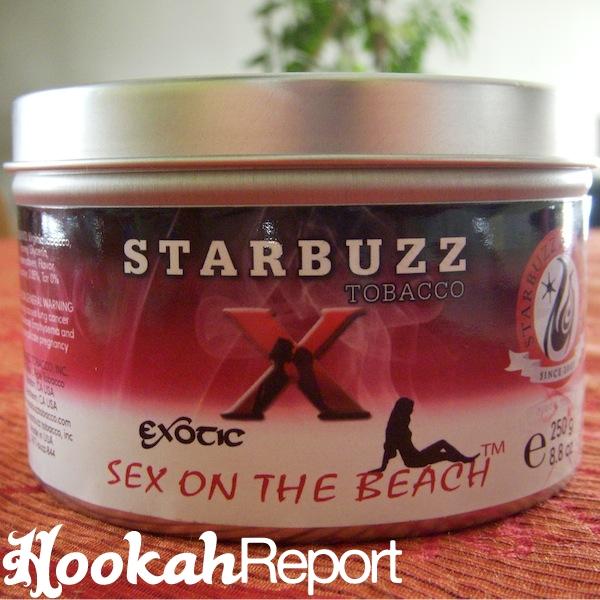 Starbuzz sex on the beach