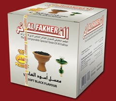 Al Fakher Soft Black