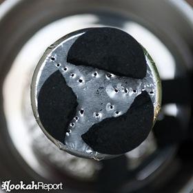 quick light coals on a vortex bowl