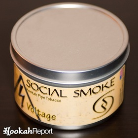 Social Smoke Tobacco Voltage Flavor Tin