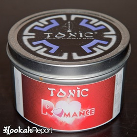 Tonic Romance Packaging
