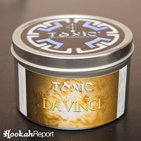 Tonic Da Vinci Packaging